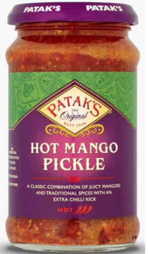 Picture of Patak's Hot Mango Pickle 283gm
