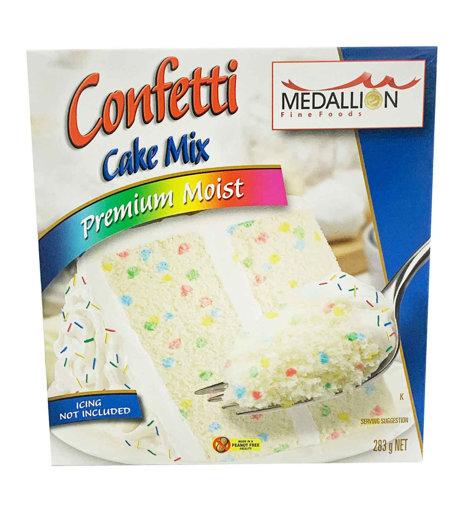 Picture of CONFETTI CAKE