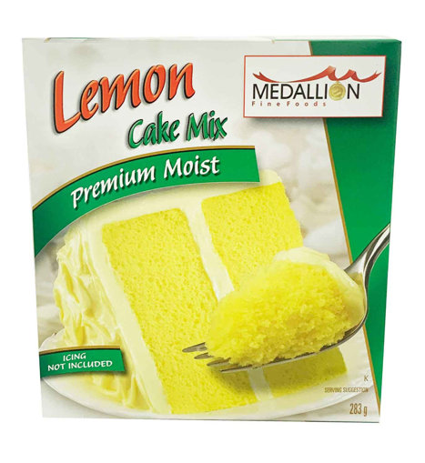 Picture of LEMON CAKE MIX