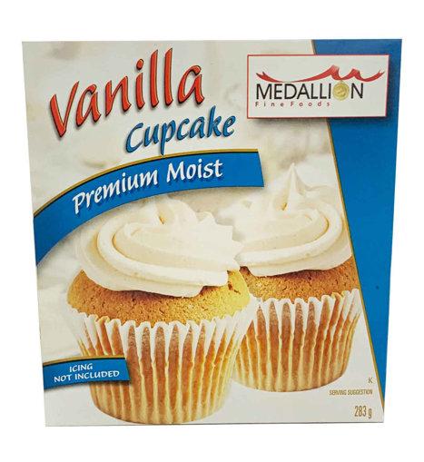 Picture of VANILLA Cupcakes