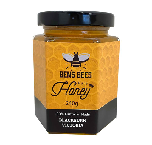 Picture of Pure Organic Honey 240g