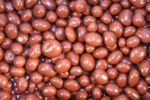 Picture of Milk Choc Sultanas in 200g bag