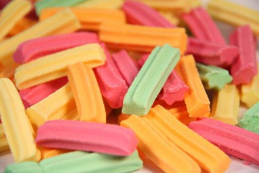 Picture of Mini Fruit Sticks in 1kg bag