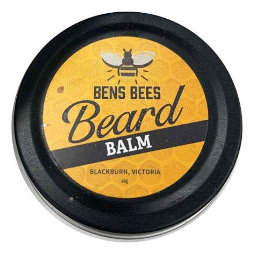 Picture of Beeswax Organic Beard Balm