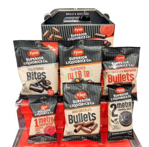 Picture of Fyna Foods Superior Liquorice Box