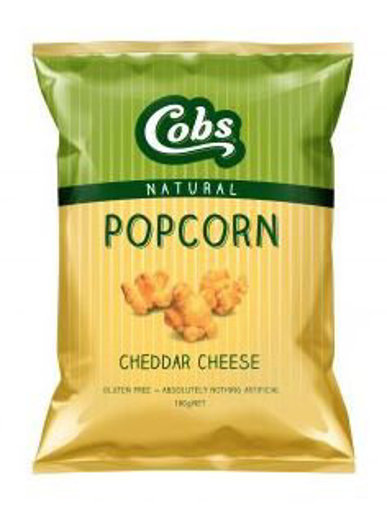 Picture of Cobs Cheddar cheese