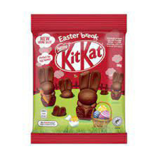 Picture of Kit Kat Chocolate Mini Pouch Bunny Share Pack