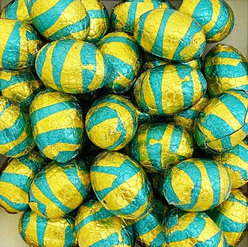 Picture of Cadbury Dairy Milk Salted Caramel Mini Eggs 400g